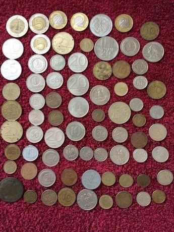 Монеты раных стран