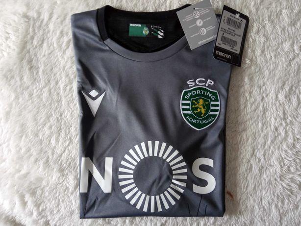 Camisola Guarda Redes Principal/Personalizada/Sporting 20/21/Oficial