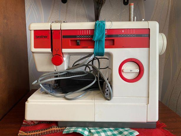 Электрическая швейная машинка brother vx 810