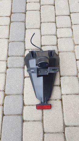 Kawasaki gtr 1400 ogon,błotnik, mocowanie tablicy rejestracyjnej