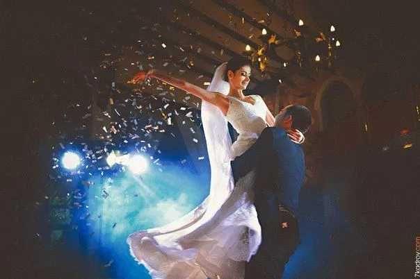 Постановка свадебного танца, выпускного вальса