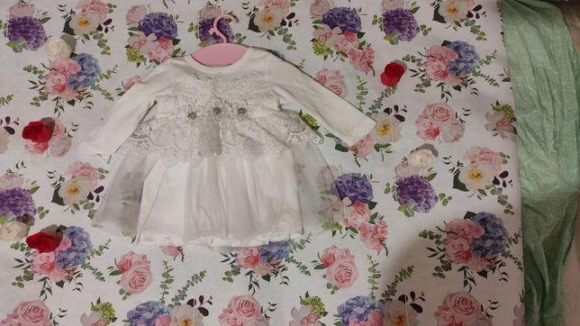 Сукня на дівчинку плаття на Хрестини  платье на крестины