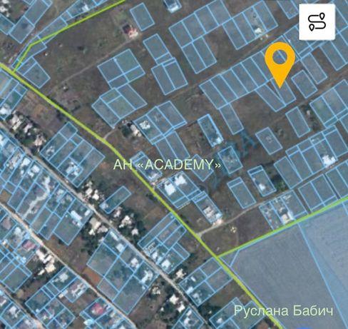 Продам участок г. Подгородное, ул. 3-я Сиреневая, 10 сот. 5000 у.е.