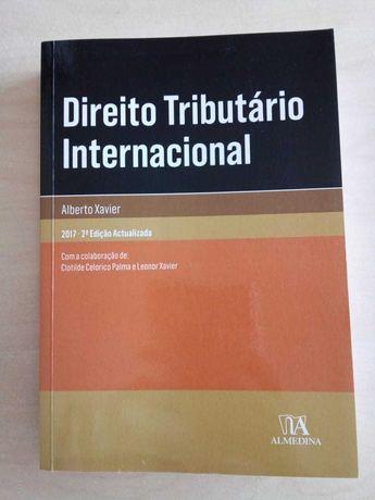 Livro Direito Tributário Internacional de Alberto Xavier