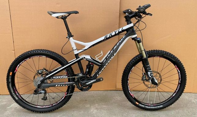 Cannondale Jekyll Carbon 2 (США 2012г)