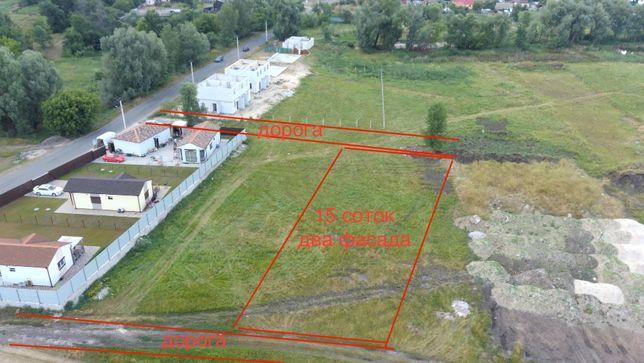 Продам земельный участок в Вишенках