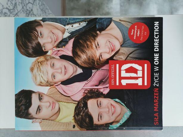 "Książka ""Dare to Dream. Life As One Direction'"