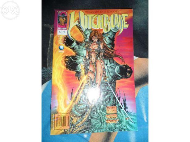 Witchblade 4 (Brasileiro)