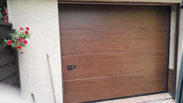 Garażowa brama segmentowa