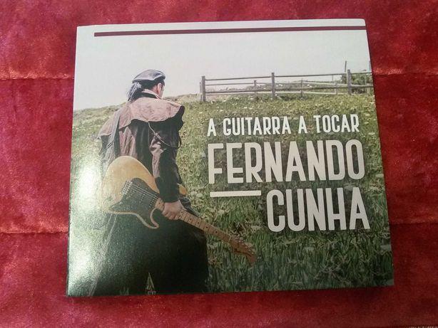 A Guitarra a Tocar - Fernando Cunha  (Delfins)