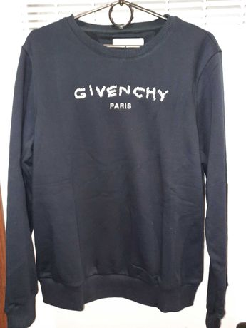 Granatowa bluza Givenchy xl