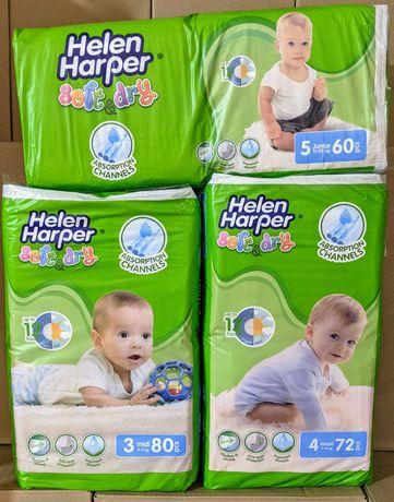 Подгузники Helen Harper Soft&dry Подгузники Памперсы