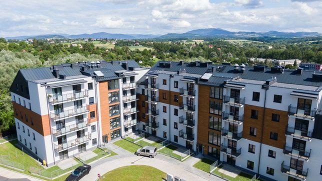 CIESZYN - 3 pokoje - Ostatnie NOWE mieszkanie z prywatnym ogródkiem!