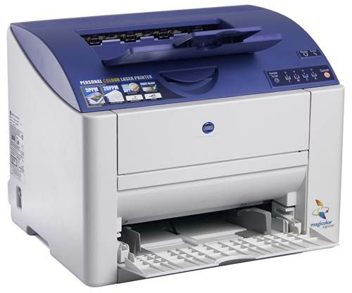 Продам Konica Minolta Magicolor 2400W - Цветной лазерный принтер