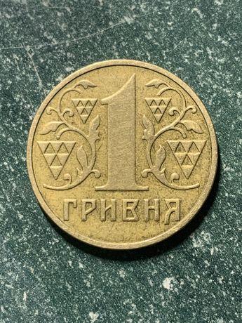 1 гривна 2002 года