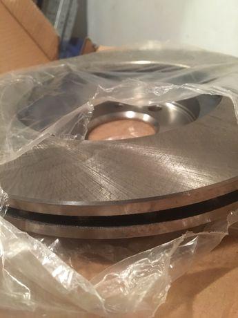 Тормозні диски і колодки Doblo