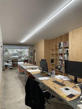 Gabinete privado em escritório