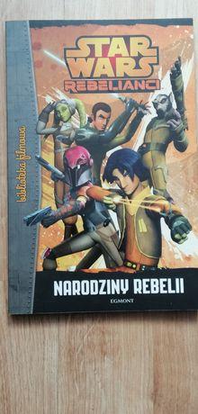 Książka Star Wars Rebelianci