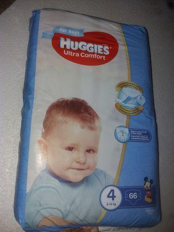 Памперси HUGGIES Ultra Comfort