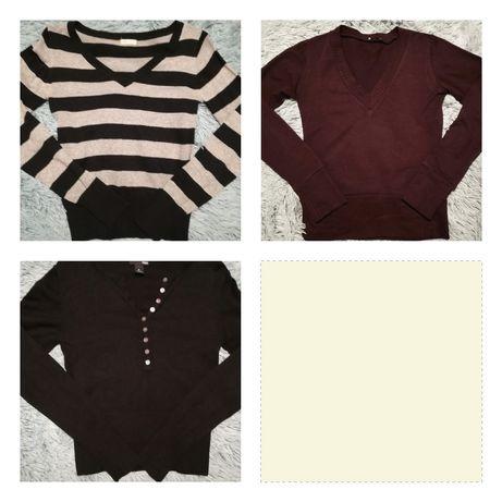 Zestaw trzy sweterki h&m 36 s Częstochowa