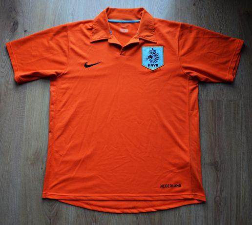 Koszulka Holandia Nike z World Cup 2006 Niemcy; Ajax, PSV, Feyenoord