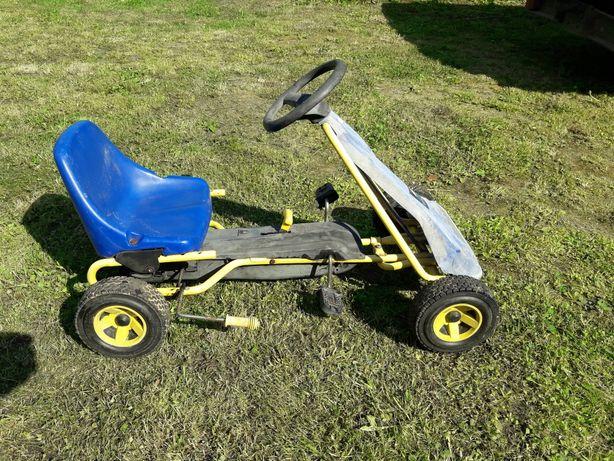 Карт Веломобиль Педальная машина веломашина KETTLER Original Ketttcar