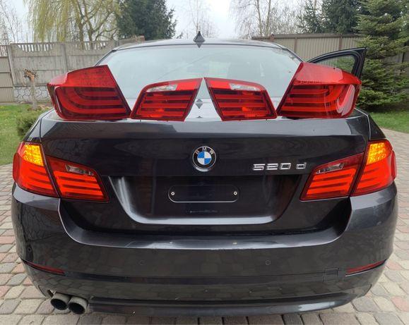 Стопы BMW 5 F10 Европа фонари БМВ 5 Ф10 Стоп Фонарі Фара Європа Ляда