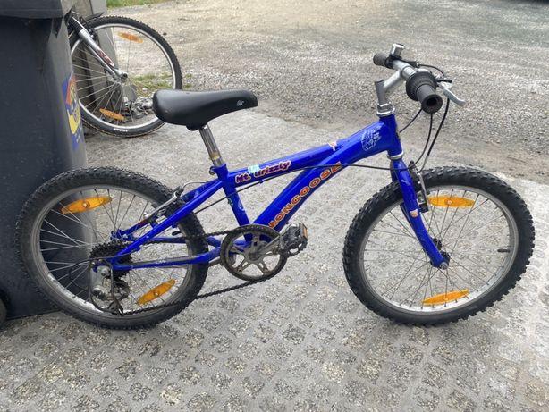 Mongoose Mt Grizzly rower dzieciecy retro 20' wysylka