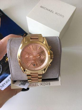 Часы Michael Kors Bradshaw Chronograph MK6359/годинник