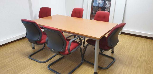 Cadeiras para sala de reuniões
