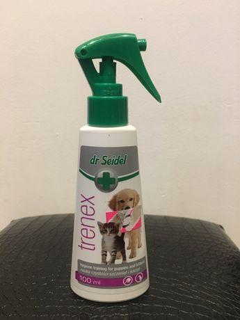 DR Seidel Trenex Płyn do nauki czystości dla psów i kotów