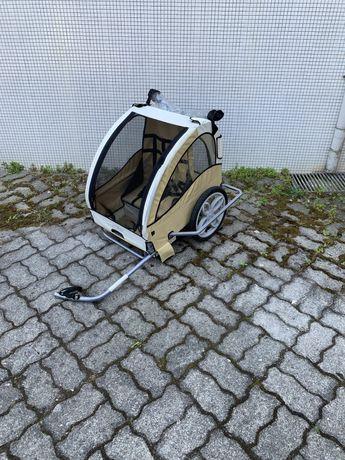Carrinho | Atrelado de criança para bicicleta
