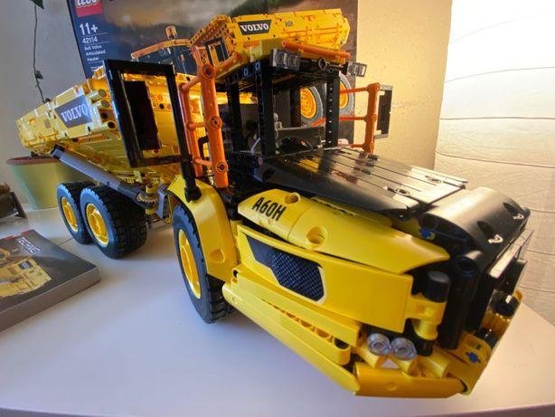 Конструктор Lego Technic 42114, Самосвал Volvo, 2193 детали