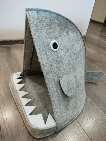 Legowisko rekin dla kota