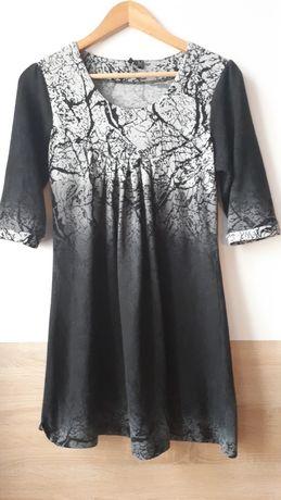 Ciążowa sukienka tunika  XS /S