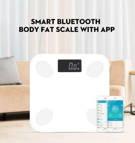 1800р. Умные смарт весы SDARISB Bluetooth напольные электронные