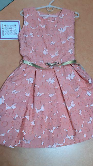 Летнее выпускное платье