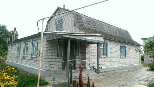 Продаж-обмін - будинок + 45 соток