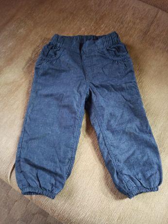 Штани джинси для дівчинки