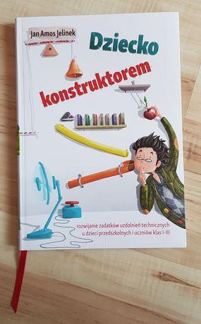 Bliżej Przedszkola.Dziecko konstruktorem-książka.