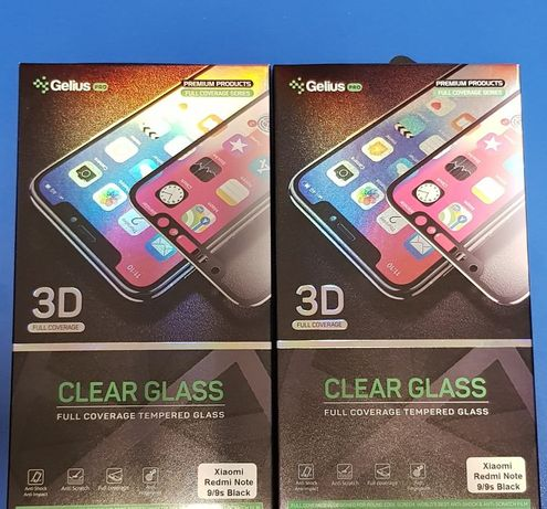 Защитное стекло 3D/5D/9D Xiaomi/Сяоми Redmi/Редми Нот/Note9s/9pro!