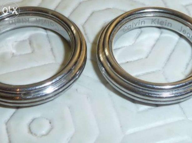 Anéis aliança Calvin Klein casamento
