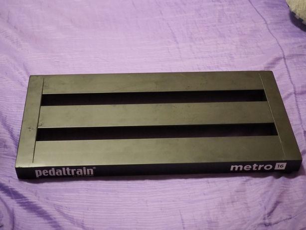 педалборд Pedaltrain Metro 16 Hard Case