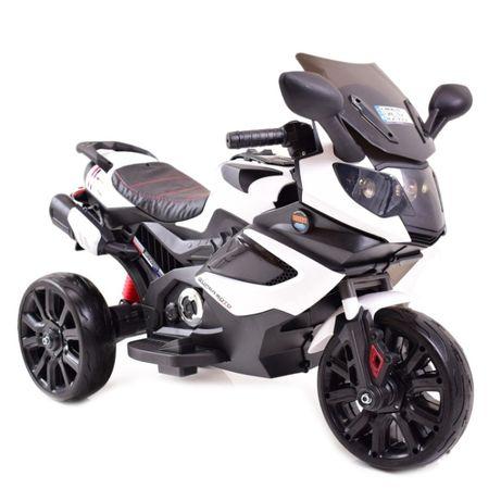 Najnowszy MOTOR ŚCIGACZ POWER na akumulator