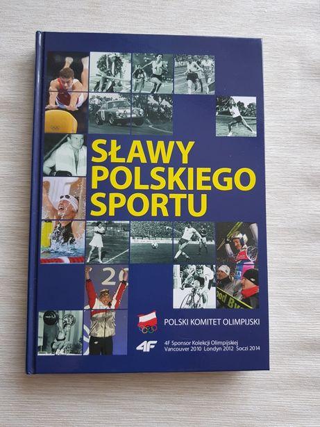 SŁAWY Polskiego Sportu KSIĄŻKA album NOWA