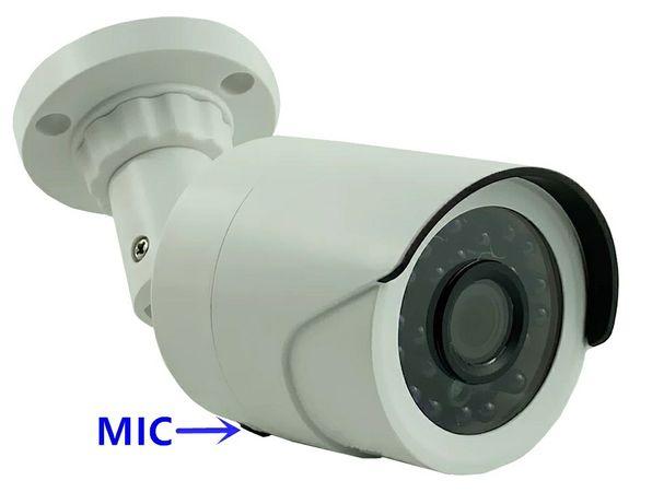4MP. IP камера видеонаблюдения