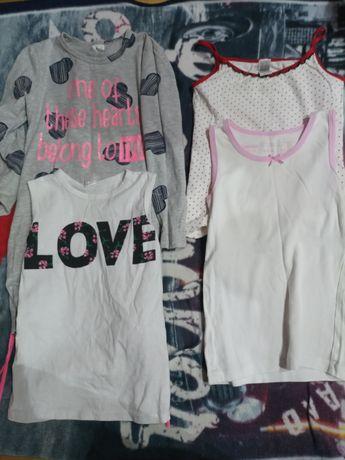 Sprzedam ubranka dla dziewczynki rozmiar od 116