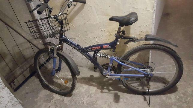 """Rower Górski 26 """"Mirage Stan B.Dobry."""
