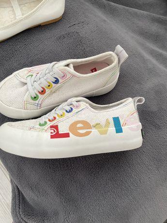 Кеди Levi's дитячі для дівчинки!