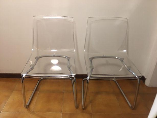 2 cadeiras TOBIAS Ikea